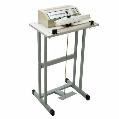 Foot Pedal Sealing Machine - 28 Inch