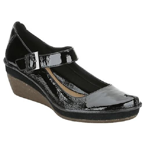 Clarks Forest Glade Patent Leather