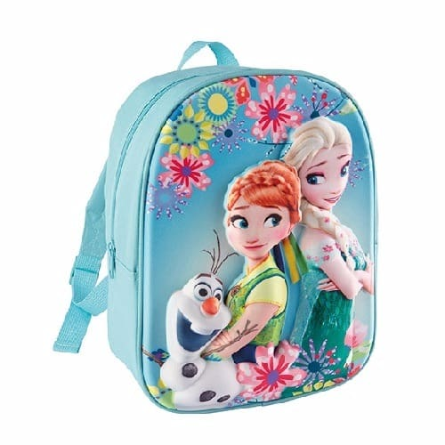 Disney Frozen 3d Toddler Backpack