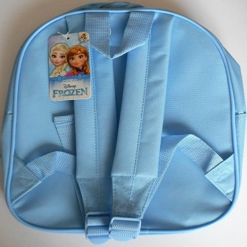 F R Frozen Elsa 3D Backpack Children S