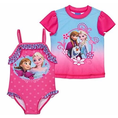 20c68f50f62 Disney Frozen Toddler Girls Swimsuit Set - 2-Piece   Konga Online ...