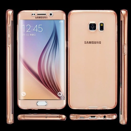 best sneakers ef0a2 7ac96 Full Body Cover Case for Samsung S6 Edge