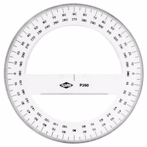 Full Circle Protractor