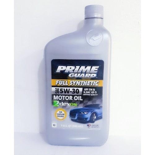 Prime Guard Synthetic Blend 5W-30 Engine Oil 1QT | Konga