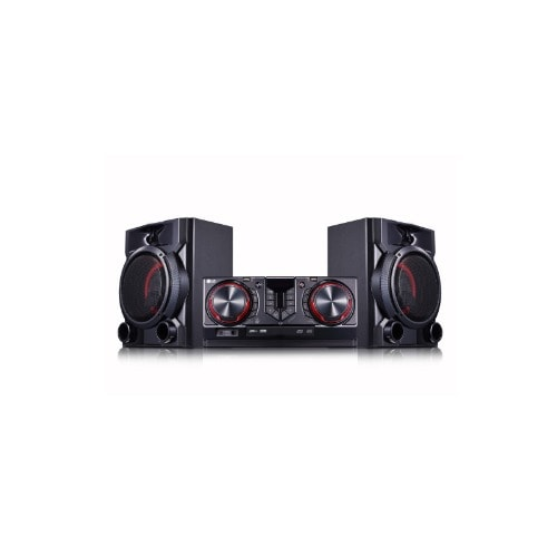 Hi-fi Entertainment System With Bluetooth® Connectivity 900w - Cj65