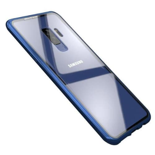 low priced 7bc21 74aee Magnetic Case For Samsung Galaxy S9 Plus