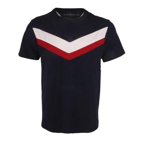 cd86e6b2 Tommy Hilfiger Men's Designed T-shirt - Multicolour   Konga Online ...