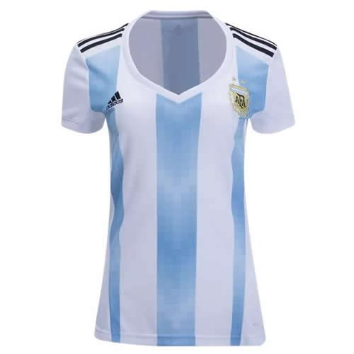 check out 5883e bedaf Women's Argentina National Team Football Jersey 2018