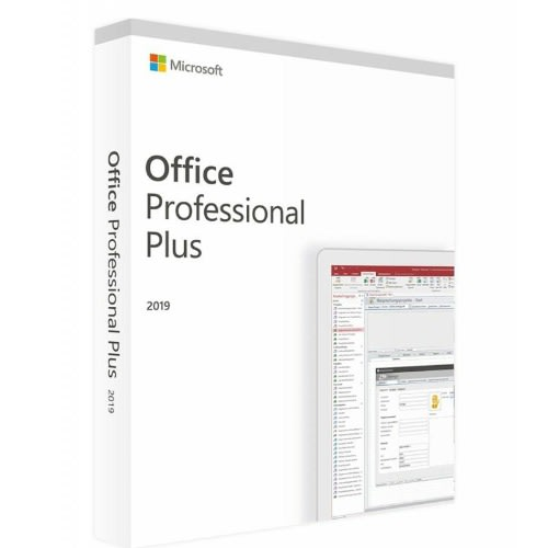 Microsoft Office Professional Plus 2019 Volume License For