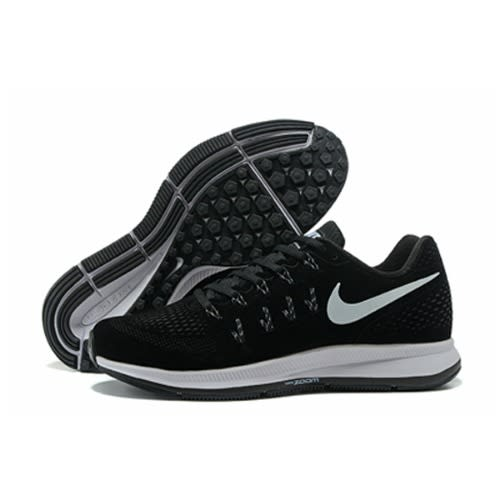 outlet store f502d 62abd Air Zoom Pegasus 33 Running Shoes - Black