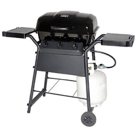 2 Burner Expert Gas BBQ Grill