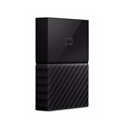 Western Digital My Passport Portable External Hard Drive Usb 3 0 - 4tb