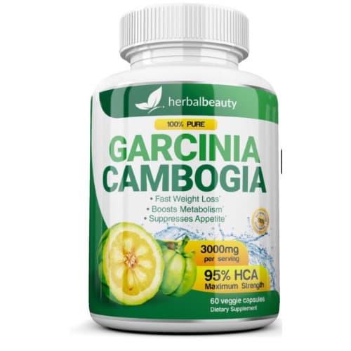 Garcinia Cambogia Hca 95 60 Capsules