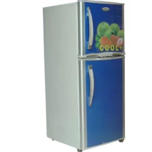Double Door Refrigerator - Rp-165 - 132litres - Blue