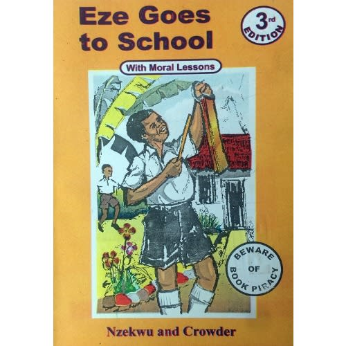 Image result for eze goes to school