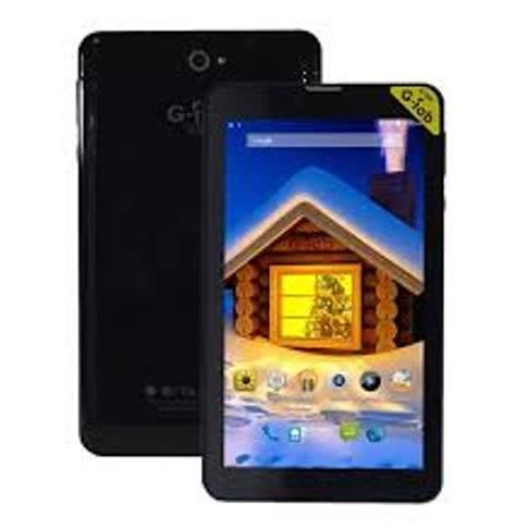 "7"" G100i 3G Tablet - Android 4.2.2 - 4GB ROM - 512MB DDR3 - WiFi - Bluetooth - Dual"
