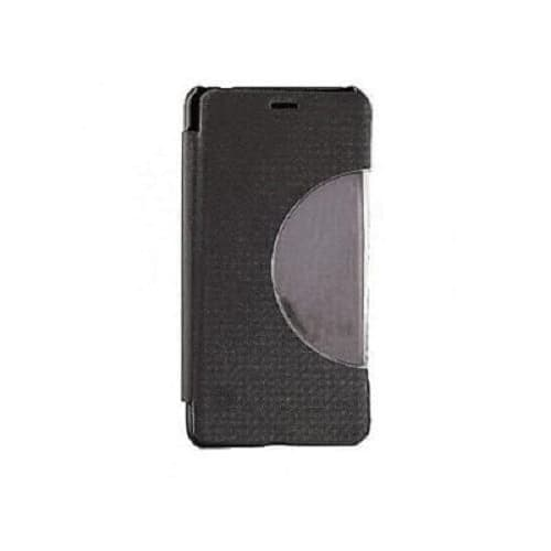 Flip Case for Tecno W5 - Black | Konga Online Shopping