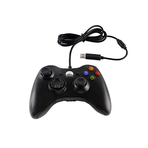 Microsoft 360 Game Pad Wired Controll.