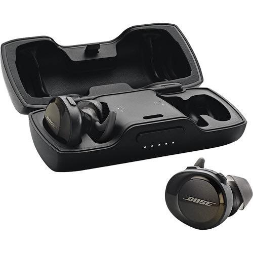 Soundsport Free Wireless In-ear Headphones (Black).