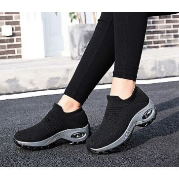 Fashion Front Female Stockings Sneakers