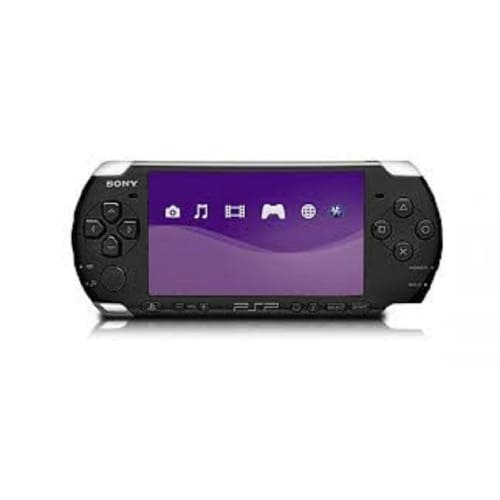 Playstation Portable-3000 With 4GB Memory Card