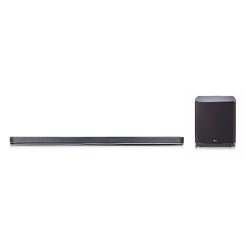 Sj9 5.1.2 Channel High Resolution Audio Sound Bar With Dolby - Black