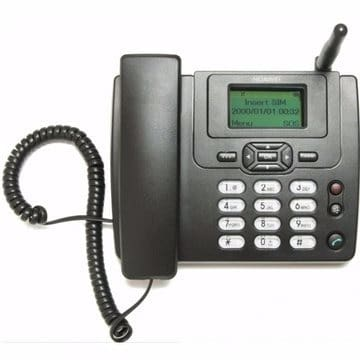 GSM SIM Card Table Phone For Home and Office with FM Radio