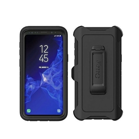 super popular e6691 01ef3 S9 Otterbox Defender Series Shockproof Protective Case For Samsung Galaxy S9