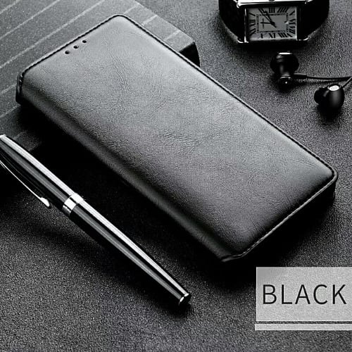 new product 4bb04 c9094 Xundd Pure Leather Case For Galaxy Note 9 - Black | Konga Online ...