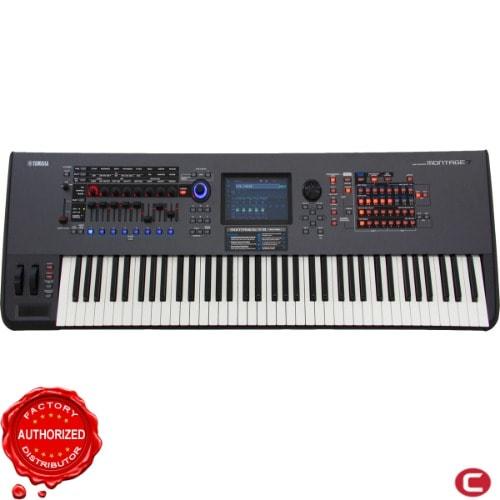 Montage 7 - 76-key Workstation Synthesizer