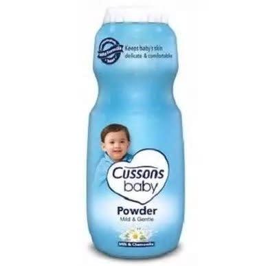 Baby Powder Mild & Gentle 200g.
