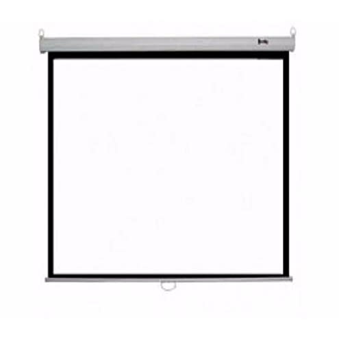 Projector Screen 96'' X 96'' Manual- White