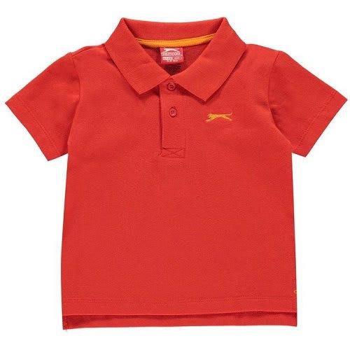 d7bb234206870 Slazenger Kids  Short Sleeve Polo Shi.