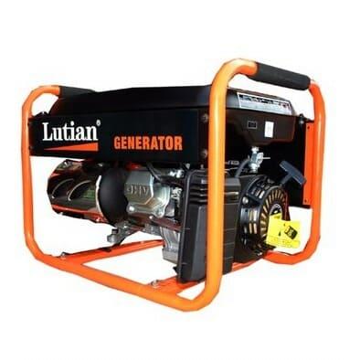 Generation LT2500 - 2 5KVA - Manual Starter Only