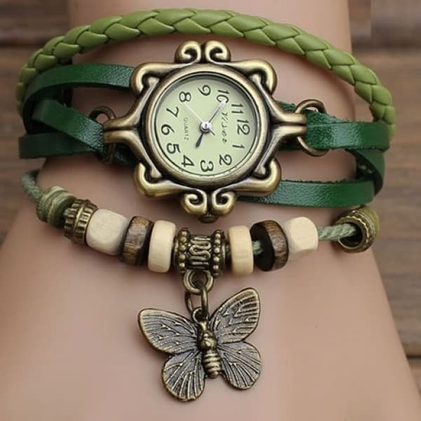 /G/e/Genuine-Cow-Leather-Bracelet-Wristwatch---Green-6367197_1.jpg