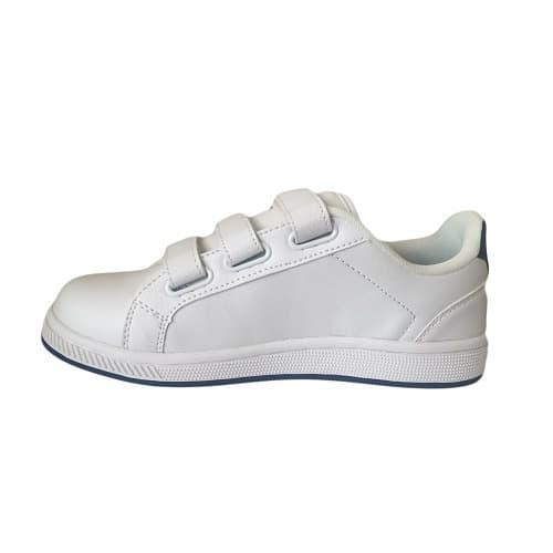 81b693de4d Kappa Giorno 1 Junior Trainers - White & Blue | Konga Online Shopping