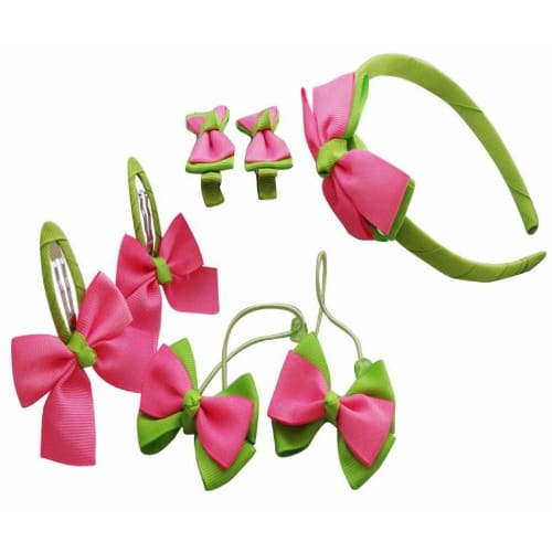 /G/i/Girl-s-Bow-Hair-Accessory-Set---Pink-8033598.jpg