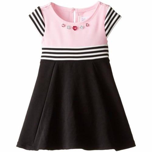 /G/i/Girls-A-Line-Knit-Striped-Dress---Pink-6051621.jpg