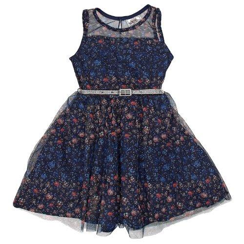 /G/i/Girls-Belted-Illusion-Neck-Glittering-Floral-Dress---Navy-Multicolour-7941712.jpg
