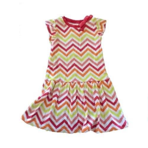 c77fc08f1 Gymboree Girls' Chevron Dress - Multicolour | Konga Online Shopping