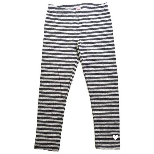 57f81c5418d48 TU Girls Striped Leggings-Black & Grey | Konga Online Shopping