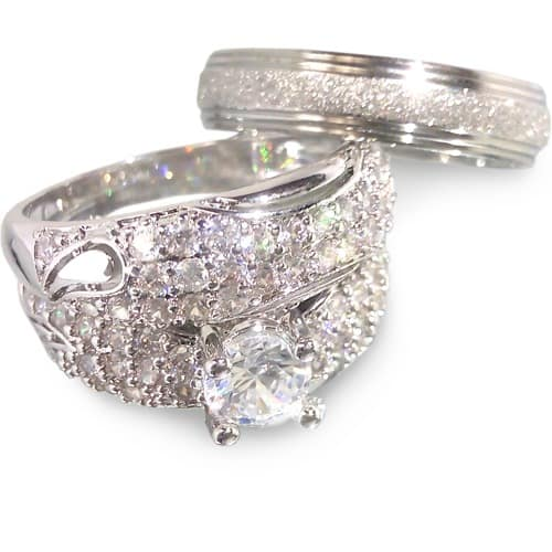 /G/l/Glamorous-Couple-Wedding-Rings---Sterling-Silver--5853436.jpg