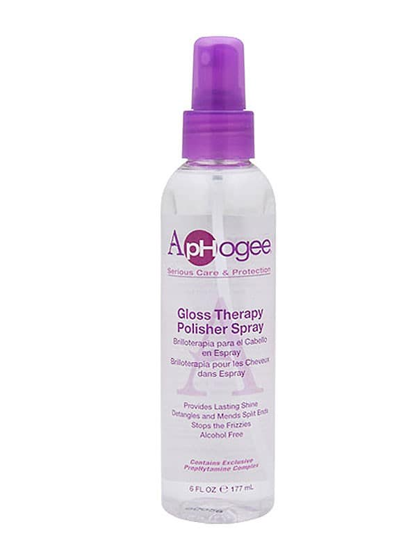 Gloss Therapy Polisher Spray - 6 Fl Oz