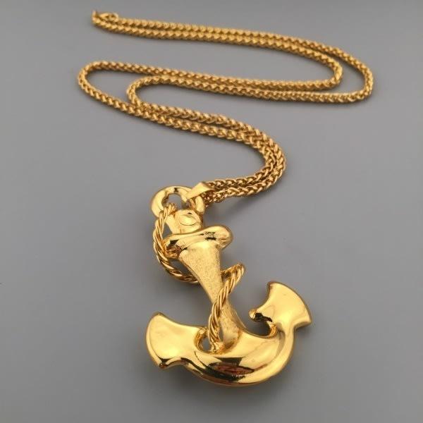 /G/o/Gold-Anchor-Pendant-Necklace-7529277_2.jpg