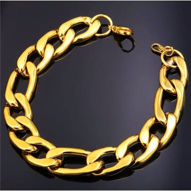 Gold Hand Chain For Men