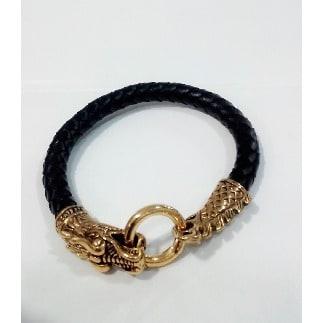 /G/o/Gold-Tiger-Head-Leather-Bracelet-7919966.jpg