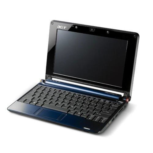 Aspire One A110-ab Netbook, Linux Lite version