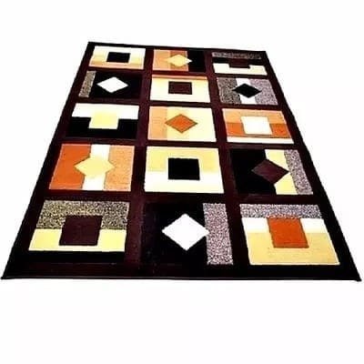 Center Rug - Multicolour