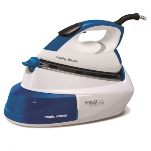 2600w, Steam Generator Iron, Blue/white