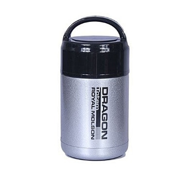 Food Flask For Hot And Cold 650ml - Black